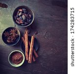 Cinnamon Sticks  Anise And...