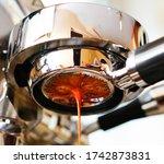 Closeup Espresso Bottomless...