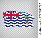 flag british indian ocean...