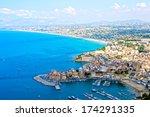 castellammare del golfo  ... | Shutterstock . vector #174291335
