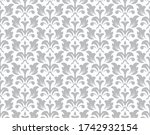 wallpaper in the style of... | Shutterstock . vector #1742932154
