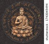Gautama Buddha Against The...
