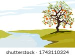 Stock Vector Illustration Of A...