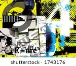 abstract background | Shutterstock . vector #1743176