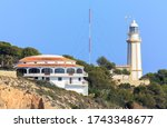 The White Lighthouse On The...