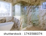 Beautiful Bathroom In New Home...