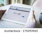 hilversum  netherlands  ... | Shutterstock . vector #174393965
