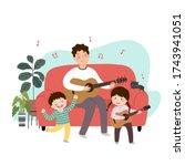 vector illustration of a... | Shutterstock .eps vector #1743941051