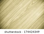 wood texture with natural wood... | Shutterstock . vector #174424349