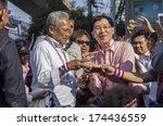 bangkok  thailand   jan19  2014 ... | Shutterstock . vector #174436559