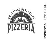 Pizza Logo  Creative Firewood...