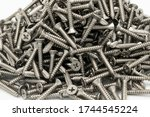 Tapping Screws Made Od Steel ...
