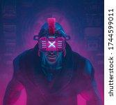 Cyberware Hacker Boss   3d...