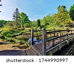 Japanese Garden. Avenham And...