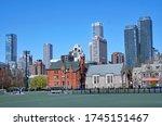 toronto   may 13  2020  ...   Shutterstock . vector #1745151467