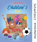 Toy S Box  For Children S Day ...