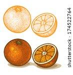 Illustrations Of Orange In...