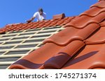 Roofing Work  New Covering Of ...