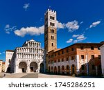 Facade And Bell Tower Of The...