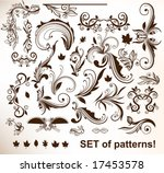 set of vector patterns for...