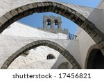 Patmos Island   Gothic Arches...