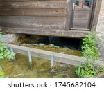 Water Flows Under The Watermill ...