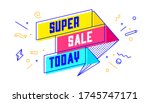 Super Sale Today. 3d Sale...