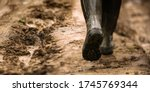 Dirty Farmer's Rubber Boots...