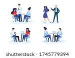 flat design style illustration... | Shutterstock .eps vector #1745779394