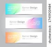 vector abstract design... | Shutterstock .eps vector #1745920484