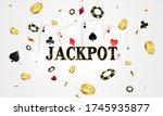 casino banner jackpot design...   Shutterstock .eps vector #1745935877