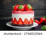 Cheesecake Strawberrie  Sweet...