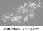 beautiful sparks shine with... | Shutterstock .eps vector #1746161294