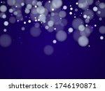 cute circle bokeh lights... | Shutterstock .eps vector #1746190871