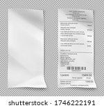 retail purchase bill.... | Shutterstock .eps vector #1746222191
