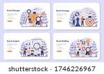 brand manager web banner or... | Shutterstock .eps vector #1746226967