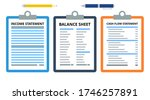 financial statements concept... | Shutterstock .eps vector #1746257891