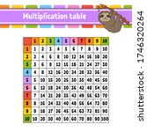 color square multiplication...   Shutterstock .eps vector #1746320264