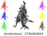 konya city  republic of turkey  ... | Shutterstock .eps vector #1746364814