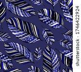 modern abstract seamless...   Shutterstock . vector #1746422924