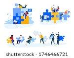 flat design style illustration... | Shutterstock .eps vector #1746466721
