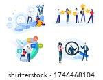 flat design style illustrations ... | Shutterstock .eps vector #1746468104