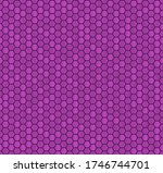 seamless vector pattern of... | Shutterstock .eps vector #1746744701