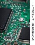 electronic board | Shutterstock . vector #174680174