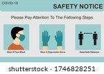 safety measures coronavirus...   Shutterstock .eps vector #1746828251