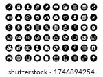 interface icon set  include...