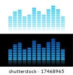 vector frequency bar | Shutterstock .eps vector #17468965