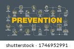 coronavirus covid19 prevention... | Shutterstock .eps vector #1746952991