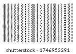 stitching seams  stitched sew... | Shutterstock .eps vector #1746953291