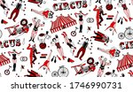 circus stars collection.... | Shutterstock . vector #1746990731